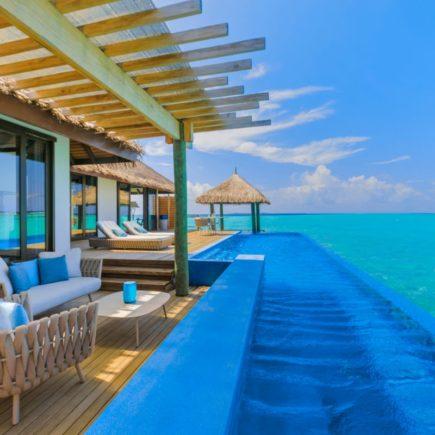 Luxury residences Maldives