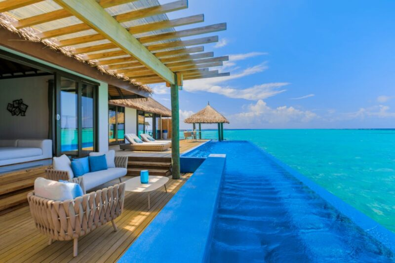 Luxury residences Maldives